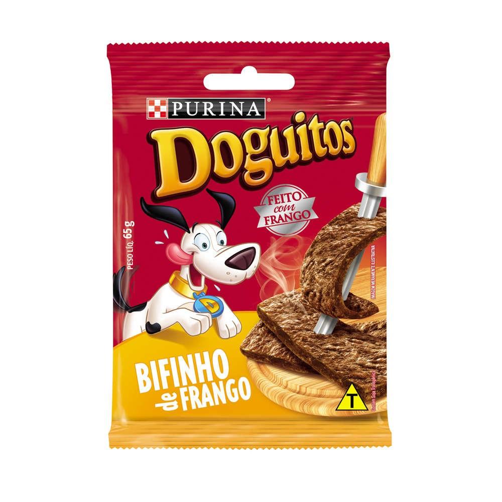 DOGUITOS RODIZIO FRANGO 65 GR