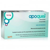 APOQUEL 3-6 MG C 20 COMP