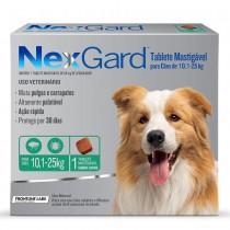 NEXGARD G 10,1 - 25 KG