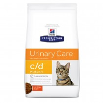 URINARY FELINE C/D MULTICARE 1,8 KG