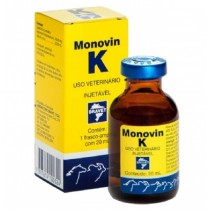 MONOVIN K INJETAVEL 20 ML VITAMINA K 20