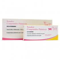 SYNULOX 50 MG 10 CP