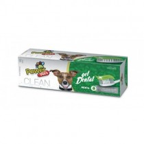 GEL DENTAL MENTA POWER PETS 60 G