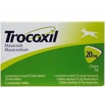 TROCOXIL 20 MG C/2 COMP