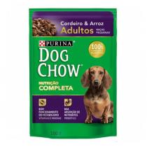 DOG CHOW PS ADLT RP CORDEIRO & ARR 100 G BR