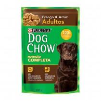 DOG CHOW PS ADLT FRANGO & ARROZ 100 GR BR