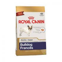 RAÇÃO ROYAL CANIN  BULLDOG FRANCES ADULT.26 7,5 KG
