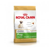 RAÇÃO ROYAL CANIN SHN PUG JUNIOR 2,5 KG
