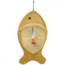 ARRANHADOR FISH BG P/PAREDE OU PORTA 49X87CM