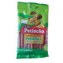 PALITO PETISFLEX SABOR CARNE PCT 10UN