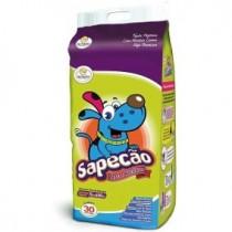 TAPETE HIG. SAPECAO 80X60 C/ 30 UN