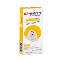 BRAVECTO TRANSDERMAL CAES 112.5 MG 1 DS