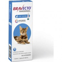 BRAVECTO TRANSDERMAL GATOS 250 MG 1 DS