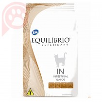 EQUILIBRIO VETERINARY CAT INTESTINAL 0,5 KG