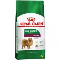 RAÇÃO ROYAL CANIN SHN MINI INDOOR SENIOR 2,5 KG