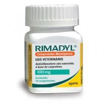 RIMADYL 100 MG 14 CP