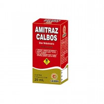 AMITRAZ CALBOS 20 ML