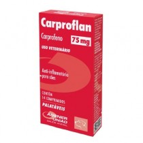 CARPROFLAN 75 MG C 14 COMP