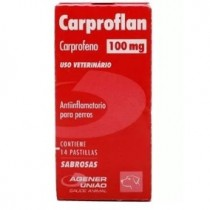 CARPROFLAN 100 MG C 14 C