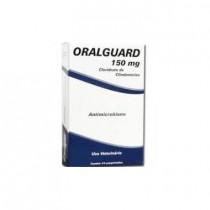ORALGUARD 150 MG 14 CP