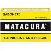 SABONETE SARNICIDA MATACURA 80 GR