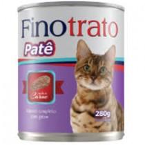 FINOTRATO PATE GATOS CARNE 280 GR