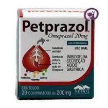 PETPRAZOL 200 MG 30 COMP