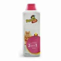 SHAMPOO POWEPETS GATOS 700 ML
