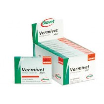 VERMIVET PLUS 660 MG COM 4 COMP