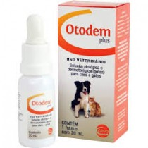 OTODEM PLUS 20 ML