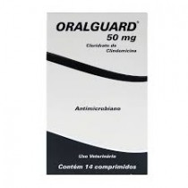 ORALGUARD 50 MG 14 COMP