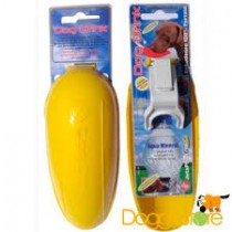 BEBEDOURO PORTATIL DOG DRINK AMARELO