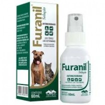FURANIL SOLUÇAO SPRAY 60 ML VETNIL