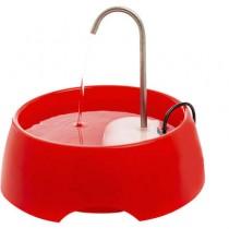 Fonte Bebedouro Amicus Aqua Mini 110W Vermelha