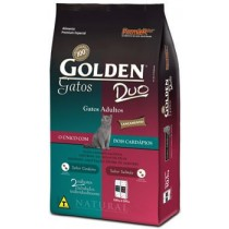 RAÇÃO GOLDEN GATOS AD DUO 3 KG