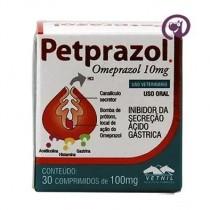 PETPRAZOL 10 GR 30 CPS VETNIL