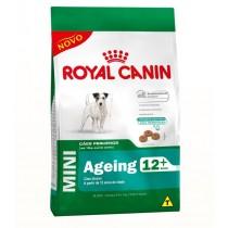RAÇÃO ROYAL CANIN SHN MINI AGEING 12+2,5 KG