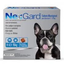 NEXGARD M 4,1 - 10 KG
